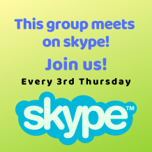 This group meets on skype